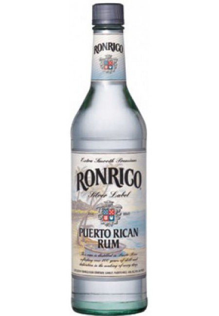 Ром Ronrico Silver Label, 700ml