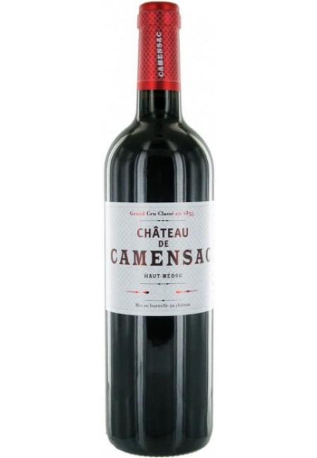 Вино Chateau Camensac, Haut-Medoc Grand Cru Classe, AOC 2007