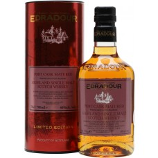 Виски Edradour, Port Cask Matured, 2003, in tube, 700 ml