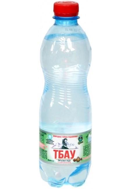 "Вода ""Tbau"" Sparkling, PET, 500 мл (12шт)"
