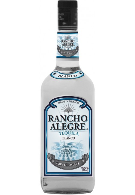 "Текила ""Rancho Alegre"" Blanco, 700 мл"