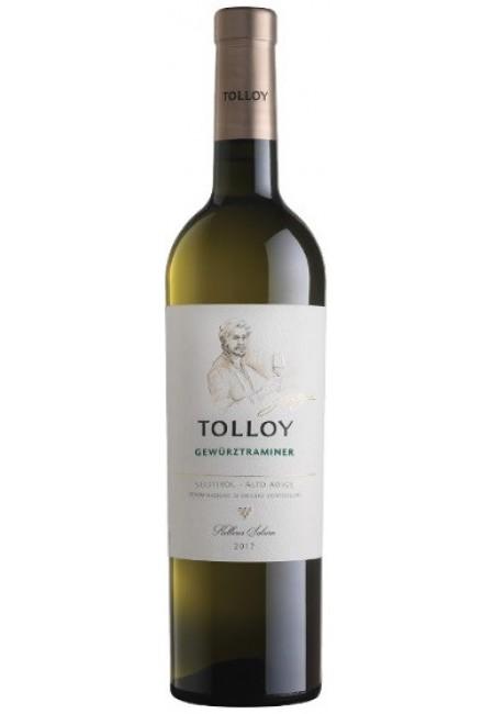 Вино Gewurztraminer Tolloy DOC 2018