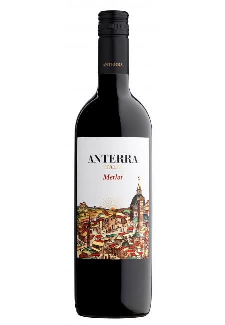 Вино Anterra Merlot Terre Siciliane IGT 2015