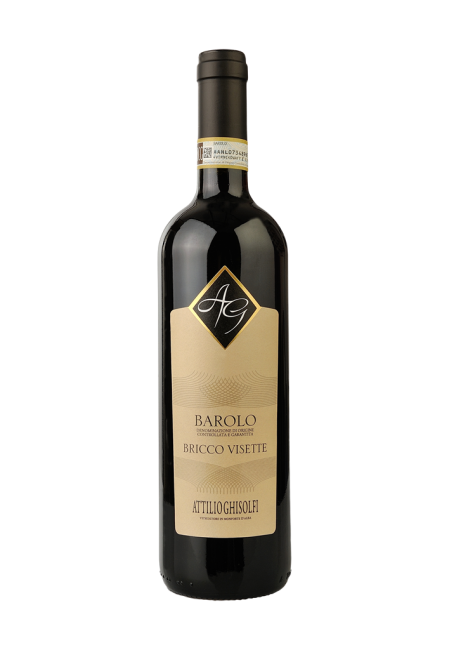 Вино Barolo Bricco Visette DOCG 2012