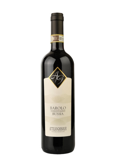 Вино Barolo Bussia DOCG 2012