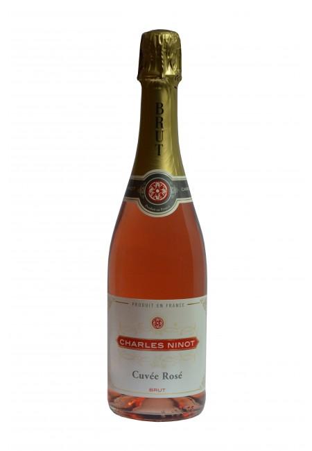 Вино игристое Charles Ninot Cuvee Rose Brut