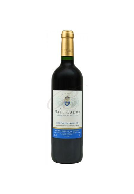 Вино Chateau Haut-Badon   Saint-Emilion Grand Cru AOC,  2012