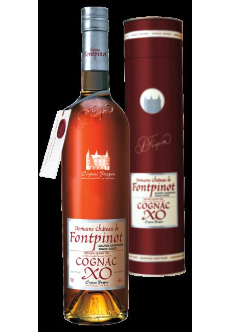Коньяк Pitaud X.O., Cognac AOC, gift box, 750 мл