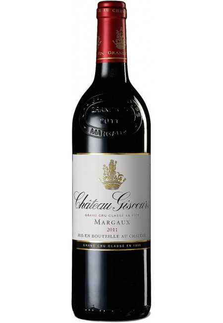 Вино Chateau Giscours, Margaux   3-me Grand Cru, AOC  2011