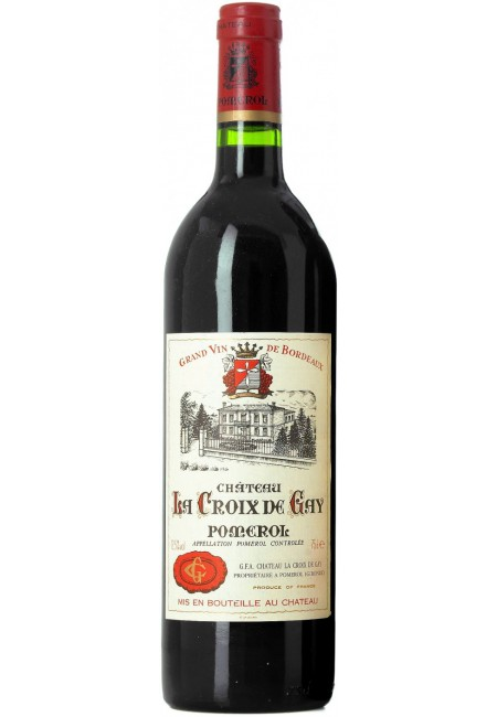 Вино Chateau La Croix de Gay, Pomerol AOC, 2010