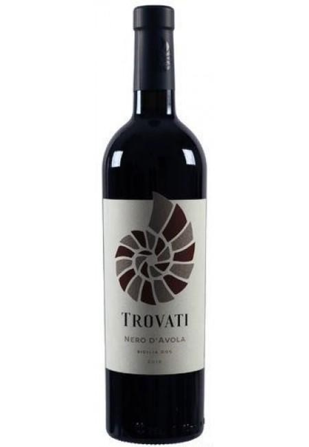 Вино Nero D`Avola Trovati DOC, 2016