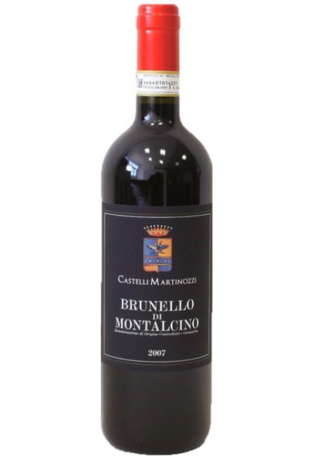 Вино Brunello di Montalcino Castelli Martinozzi DOCG 2012