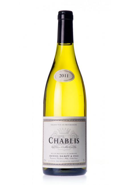 Вино Chablis  AOC, 2015 Domain Daniel Dampt & Fils
