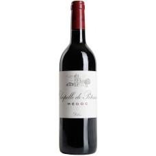 Вино  La Chapelle de Potensac, Medoc AOC,  2014