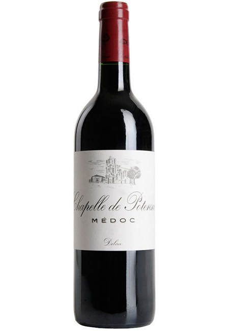 Вино  La Chapelle de Potensac, Medoc AOC,  2016