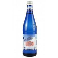 Минеральная вода LAURETANA NATURALE 0.5 л негазированная (стекло)