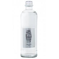 Минеральная вода LAURETANA FRIZZANTE Pininfarina 330 мл. газированная (стекло)