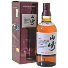 """Виски Suntory, """"Yamazaki"""" , gift box, 0.7 л"""