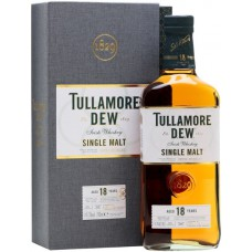 "Виски ""Tullamore Dew"" 18 Years Old, gift box, 0.7 л"