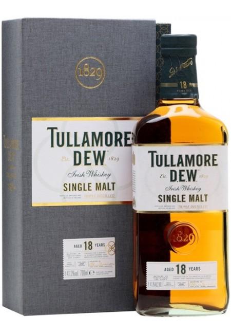 """Виски """"Tullamore Dew"""" 18 Years Old, gift box, 0.7 л"""