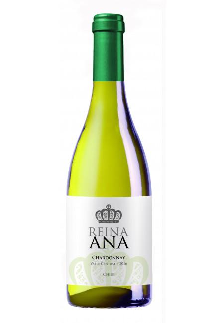 Вино Reina Ana Chardonnay 2016