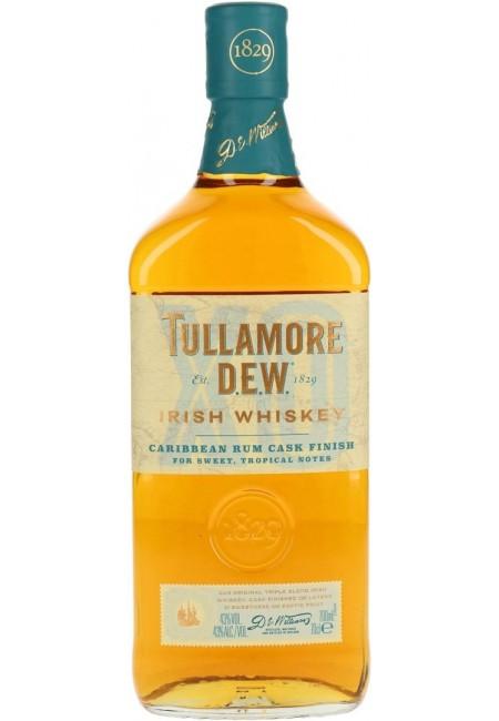 "Виски ""Tullamore Dew"" Caribbean Rum Cask Finish, 0.7 л"