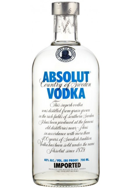 "Водка ""Absolut"", 0.7"