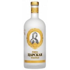 Водка Tsarskaja Gold, 700 мл