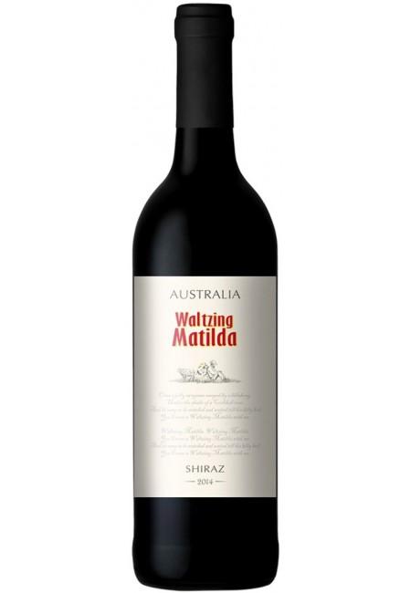 "Вино ""Waltzing Matilda"" Shiraz, 2018"
