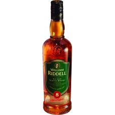 Виски William Riddell 8 Years Old Alle Cask, gift box, 700 мл