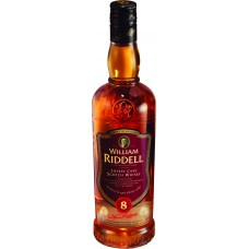 Виски William Riddell 8 Years Old Sherry  Cask, gift box, 700 мл